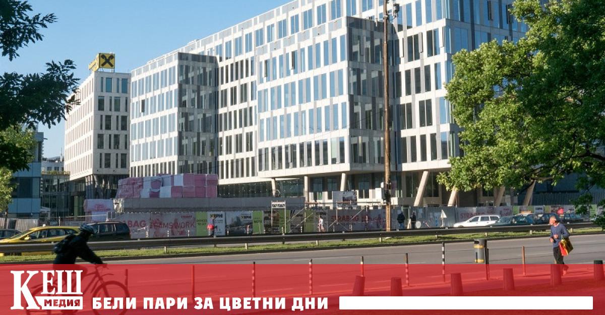 Офис сградата на Райфайзенбанк получи сертификат за безопасност от COVID-19