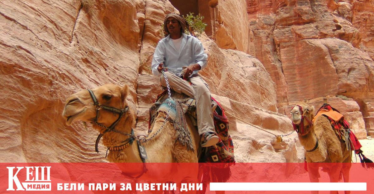 Туризмът в Йордания поставен на колене, животните в Петра гладуват