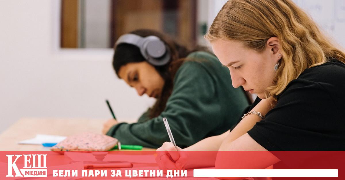 Министерството на образованието и науката съобщава, че повече от 4500