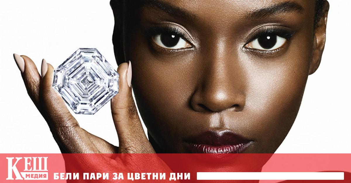 Огромен диамант показаха в Ботсвана