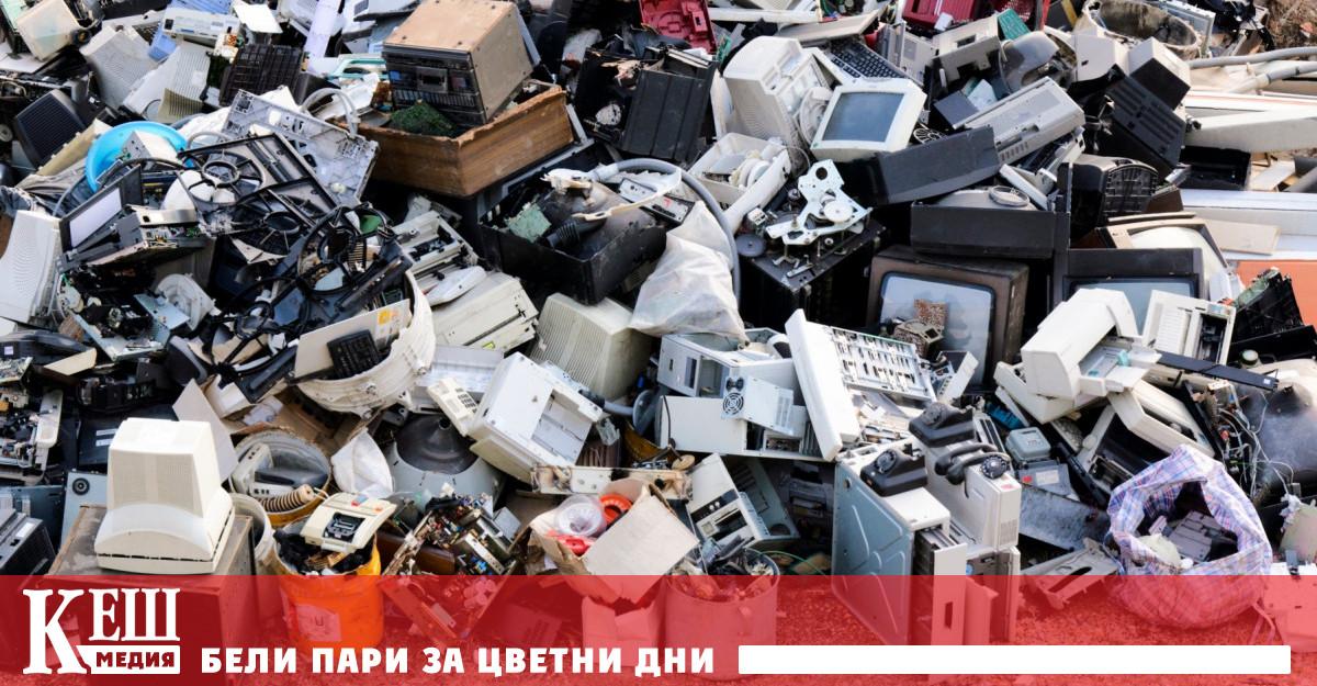 Кръгов цикъл за електронните отпадъци
