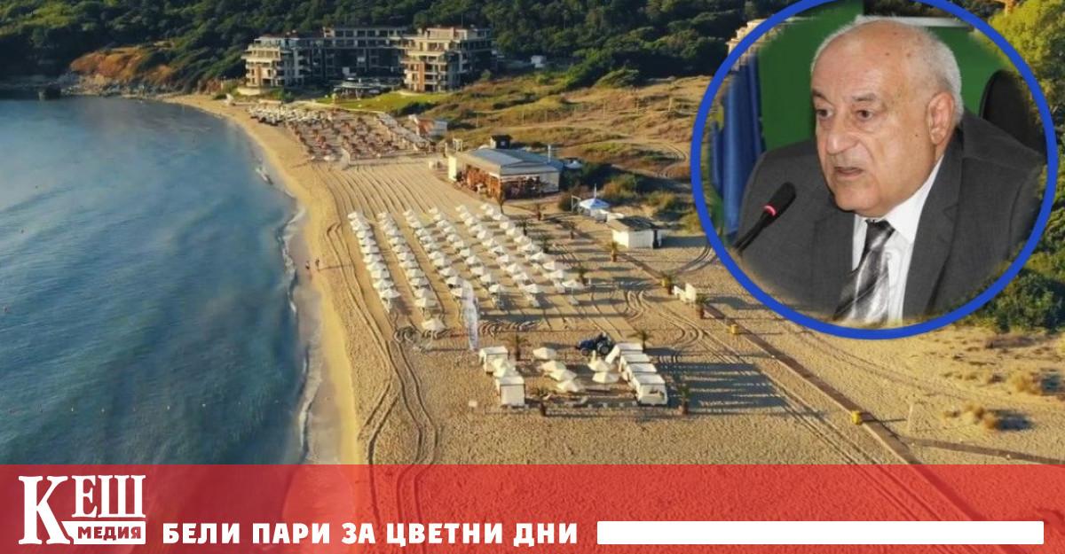 Служебният министър на околната среда и водите Асен Личев ще
