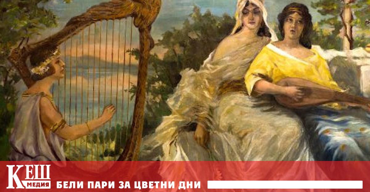 Летен онлайн търг на картини от български художници предлага на