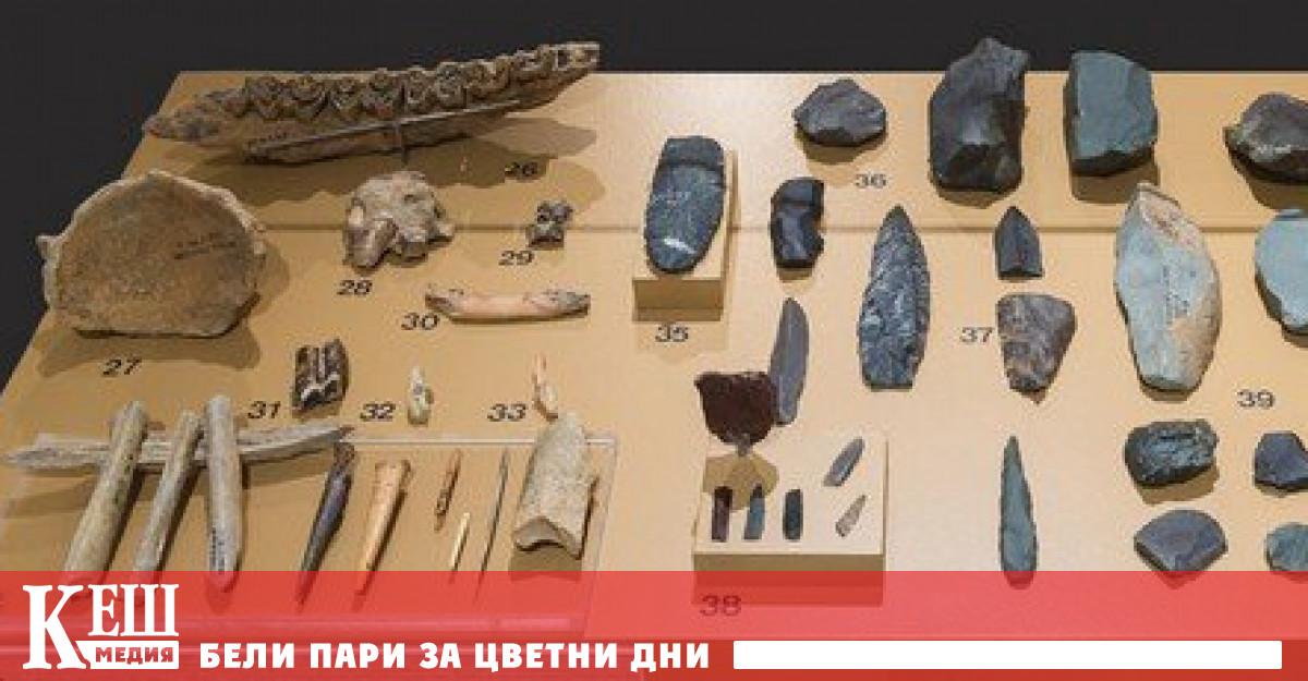 Шокиращата археологическа находка в денисова пещера (в Русия) е на