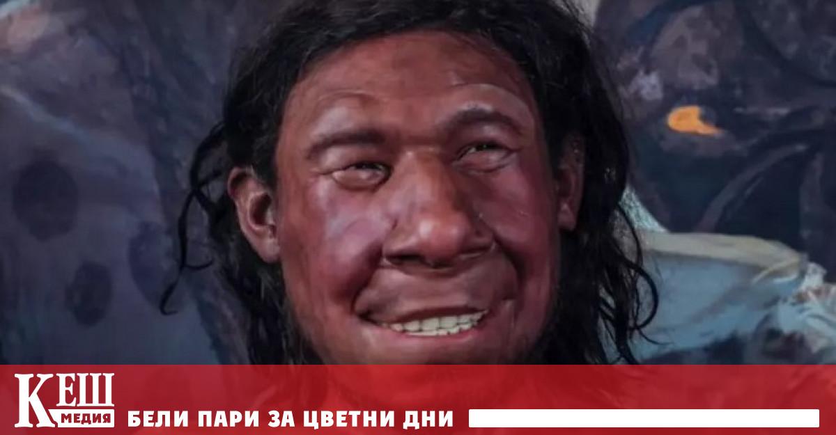 В Нидерландия за цялата история е открит само един неандерталец