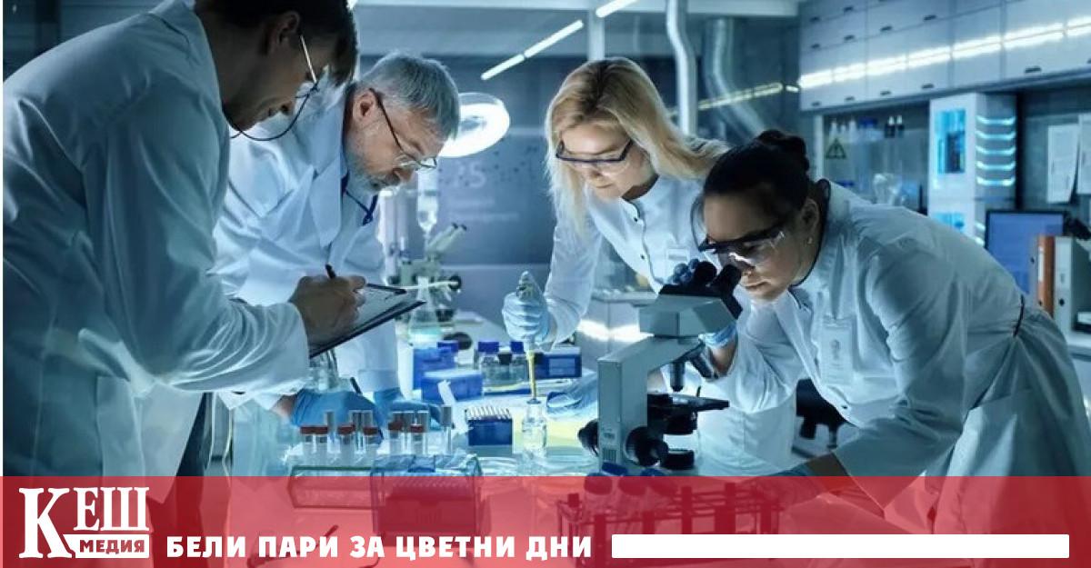 Неотдавнашно изследване на учени от два университета в Санкт Петербург
