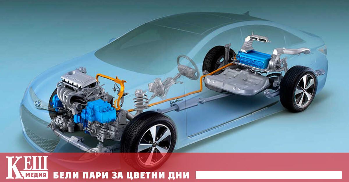 Това сочат последните публикувани данни на Европейската асоциация на автомобилните