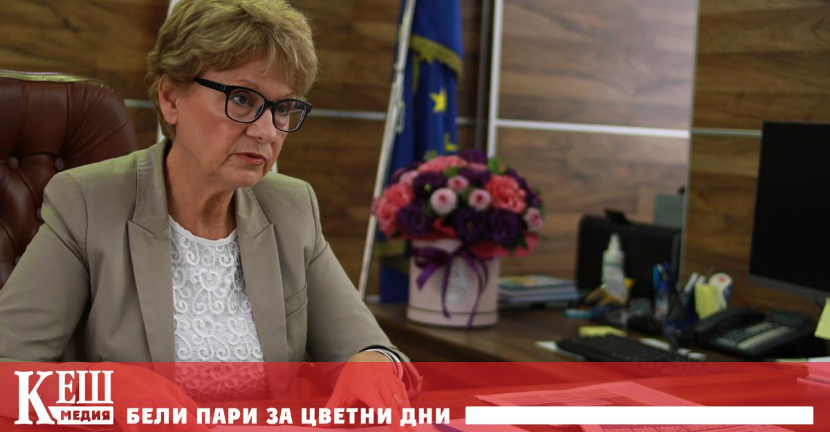 Министърът на регионалното развитие и благоустройството Виолета Комитова увери в